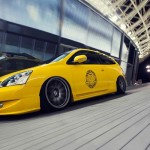 Bagged Civic EP… Physique ingrat ?!