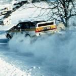 Il y a 30 ans : Le rallye Monte Carlo