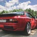 Porsche 944 Turbo - Finalement, c'est pas si mal une PMA !