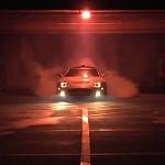 Comment tuer ses pneus avec une Spyker C8...