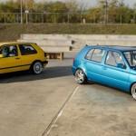 Golf 2 & Golf 3 VR6 Turbo – Un duo de 900 ch !