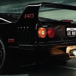 Photo Gas Monkey Garage Ferrari F40 : Le making of
