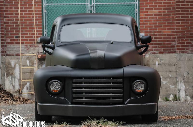 DLEDMV Ford pickup 48 restomod 006
