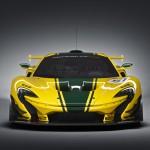 McLaren P1 GTR - Pour gentlemen drivers fortunés ! 1