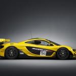 McLaren P1 GTR - Pour gentlemen drivers fortunés ! 2