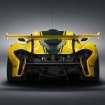 McLaren P1 GTR - Pour gentlemen drivers fortunés ! 4