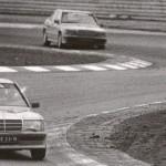 Mercedes 190 2.3 16s race - Un p'tit nouveau nommé Senna ! 1