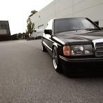 Mercedes 190e... simplement !