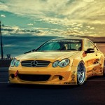 CLK 55 AMG - Ready to rumble ! 2