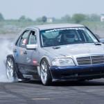 Mercedes Classe C en V12... Serial Drifteuse ! 5