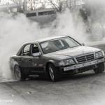 Mercedes Classe C en V12... Serial Drifteuse ! 1