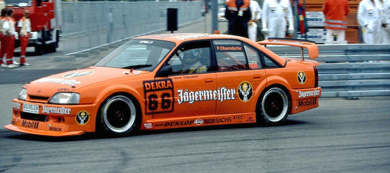 DLEDMV Opel Omega Evo 500 01