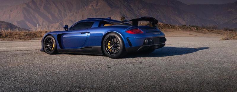 DLEDMV Porsche Carrera GT Gemballa Mirage HRE 13