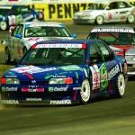 STW '94 - Bagarres à Spa Francorchamps