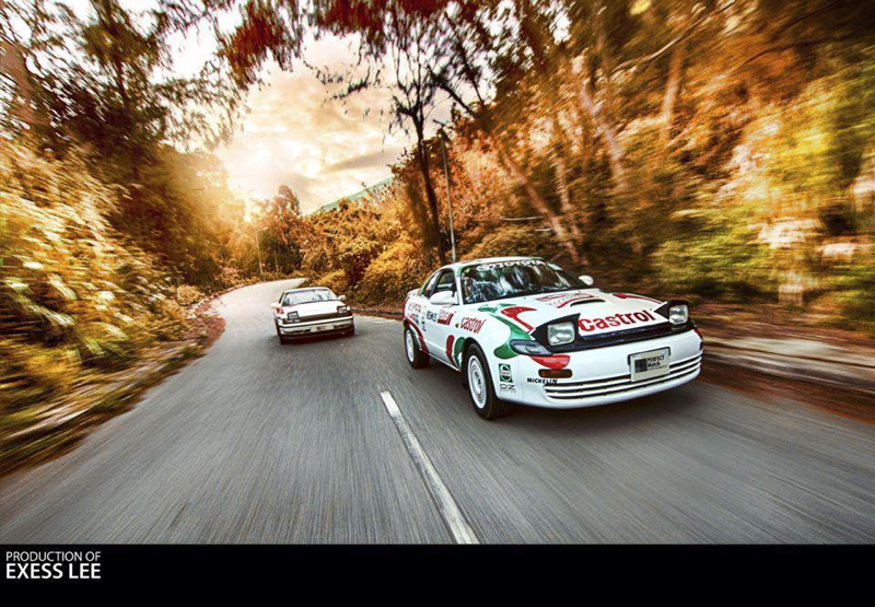DLEDMV Toyota Celica ST165 WRC 10