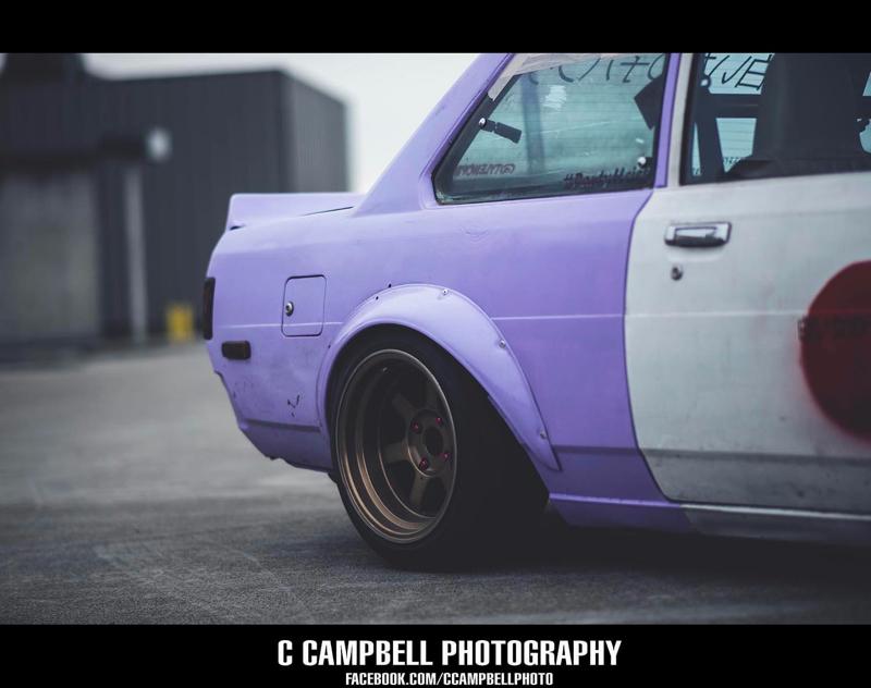 DLEDMV Toyota Corolla AE71 JapStyle12