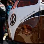 Un VW Combi un peu spécial... 330 hp inside !