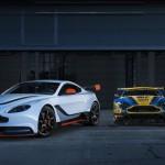 Aston Martin Vantage GT3 : Un V12 en jogging !