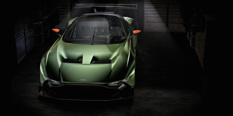 Aston Martin Vulcan : Oh My F…… God 0_o !
