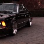 BMW E24 - Un requin en BBS !