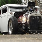 Coupezilla... Le Hot Rod qui a les nerfs...!