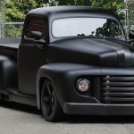 1948 Ford Pick Up : Stealth restomod