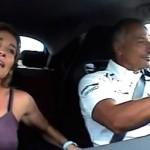 Incontournable : Patrese en Civic Type R... avec sa femme !