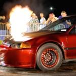 Honda en drag : Le Vtec c'est bien, avec un turbo c'est mieux !