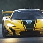McLaren P1 GTR - Pour gentlemen drivers fortunés !