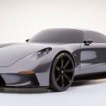 Porsche 901 Concept... 50 nuances de 911 ?!