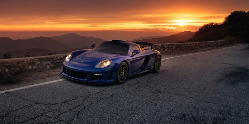 Porsche CGT Gemballa Mirage en HRE… Ultime !