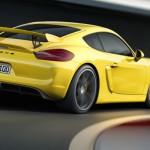 Porsche Cayman GT4 : Du sport et des muscles !