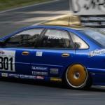 Hillclimb Monsters : Renault Laguna ex-BTCC