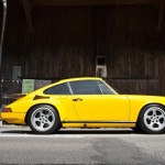 Ruf CTR Lightweight Yellowbird - Onboard à Spa !