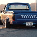 The MiniTruck - Slammed Yota ! L'indestructible Hilux