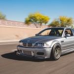 BMW M3 E46 en titane : Symphonie mécanique !