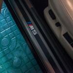 BMW M5 E34... Avec juste des BBS 4