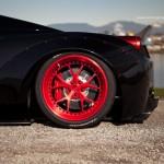 Ferrari 458 Spider Liberty Walk... Destruction oculaire ! 10