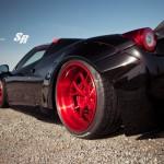 Ferrari 458 Spider Liberty Walk... Destruction oculaire ! 7
