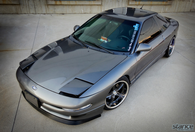 DLEDMV Ford probe V6 turbo Stance 04