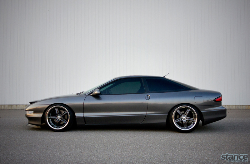 DLEDMV Ford probe V6 turbo Stance 06