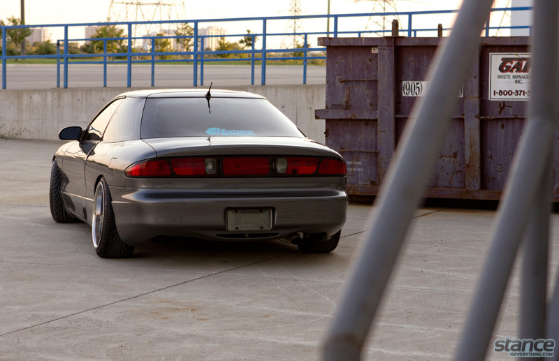 DLEDMV Ford probe V6 turbo Stance 09