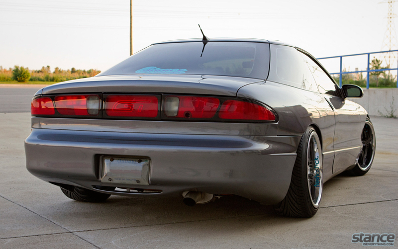 DLEDMV Ford probe V6 turbo Stance 10