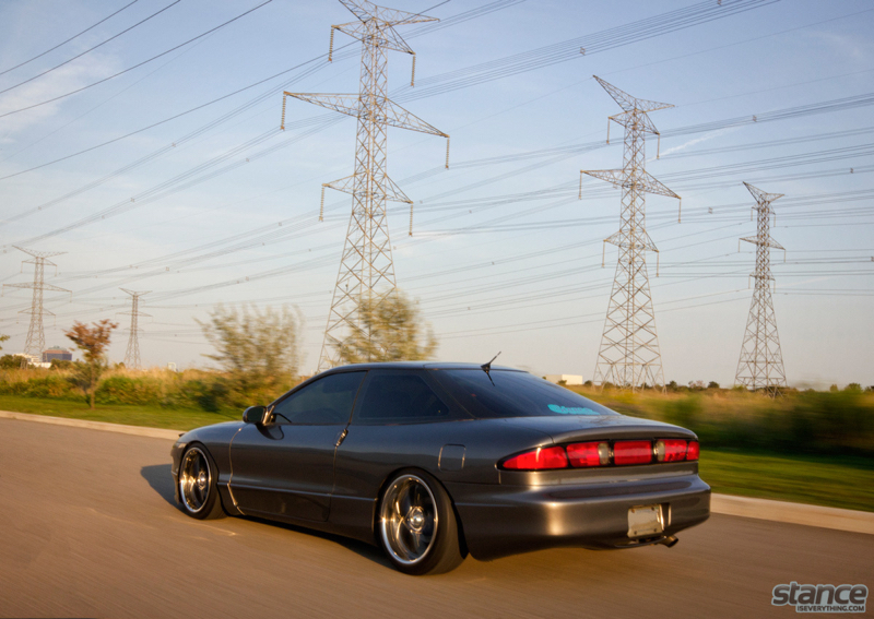 DLEDMV Ford probe V6 turbo Stance 12