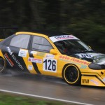 Hillclimb Monters : Ford Mondeo V6 STW hurlante !