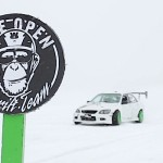 Gymkhana On Ice en Lexus IS300 !