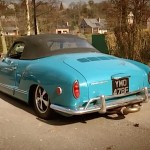 VW Karmann Cab '68 : Doctor of Aircooled 4