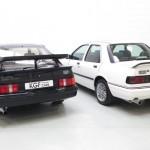 Ford Sierra Cosworth - De drifteuse à gripeuse !