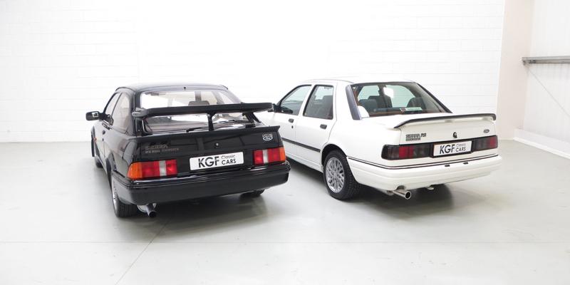 Ford Sierra Cosworth – De drifteuse à gripeuse !