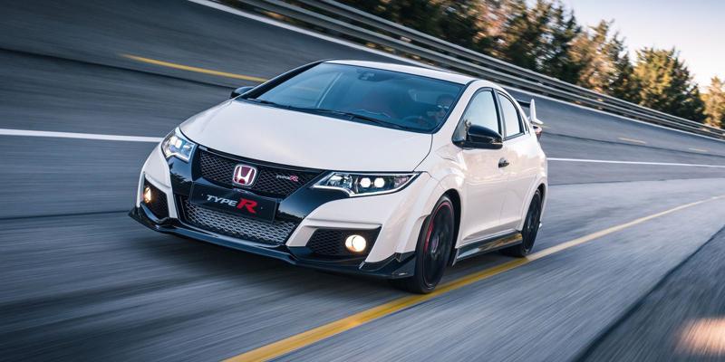 Honda Civic Type R au Nürb : Hé ben voilà, mais faudra y retourner !